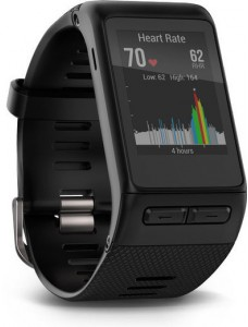 Garmin Vivoactive HR ‐GPS XL Black