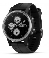Garmin Fenix 5S Plus Black/Silver