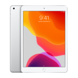 Apple iPad 10.2 (2019) 128GB LTE - Silver