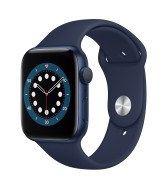 Apple Watch Series 6 GPS 40mm Blue Aluminium Case with Sport Band - Deep Navy