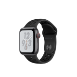 Apple Watch Series 4 Nike+ GPS + Cellular 40mm Space Gray