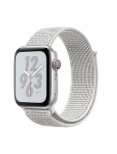Apple nutikell Watch Nike+ Series 4 GPS Cellular 44mm Silver Aluminum Nike Loop