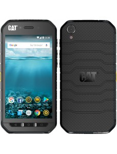 Caterpillar CAT S41  Dual Sim - Black