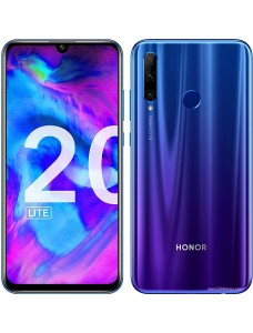 Huawei Honor 20 Lite Dual Sim 128GB - Blue