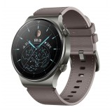 Huawei Watch GT 2 Pro Classic 46mm - Leather Grey