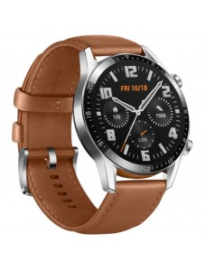 Huawei Watch GT 2 Classic 46mm - Leather Brown