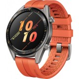 Huawei  GT Titanium Grey - Orange Strap