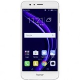 Huawei Honor 8 32GB Dual Sim White  + Transparent Case
