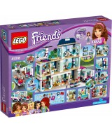 LEGO Friends 41318 - HEARTLAKE HAIGLA
