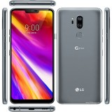 LG G7 ThinQ 64GB - Platinum Grey