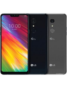 LG G7 Fit Dual Sim 32GB - Black
