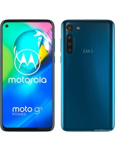 Motorola XT2041-3 Moto G8 Power Dual Sim 64GB - Blue