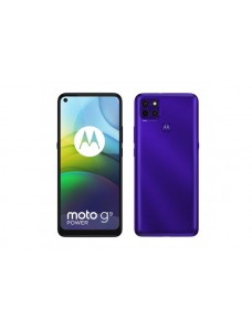 Motorola XT2091-3 Moto G9 Power Dual Sim 128GB - Purple
