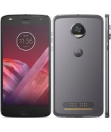 Motorola XT1710-09 Moto Z2 Play Dual Sim 64GB  incl. JBL Soundboost Grey