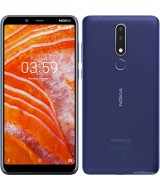 Nokia 3.1 Plus Dual Sim 3GB RAM 32GB - Blue