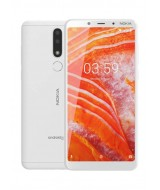 Nokia 3.1 Plus Dual Sim 16GB - White