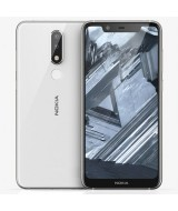 Nokia 5.1 Plus Dual Sim 32GB - White