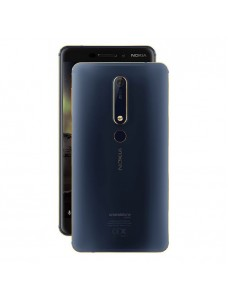Nokia 6.1 Dual Sim 32GB - Blue Gold