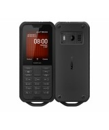 Nokia 800 Tough Dual Sim - Black