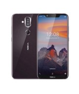 Nokia 8.1 Dual Sim 64GB - Iron Purple