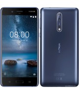 Nokia 8 Dual Sim 64GB  Tempered Blue
