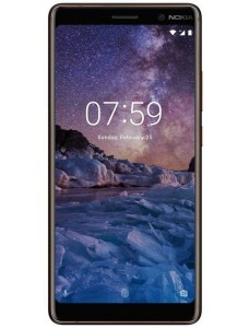 Nokia 7 Plus Dual Sim 64GB Black Copper