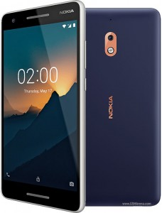 Nokia 2.1 Dual Sim 8GB - Blue Copper