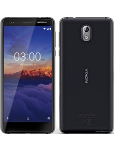 Nokia 3.1 Dual Sim 16GB - Black Chrome