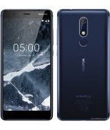 Nokia 5.1 Plus Dual Sim 32GB - Blue