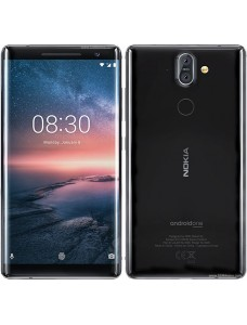 Nokia 8 Sirocco 128GB  - Black