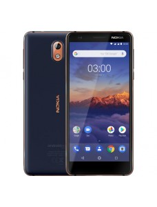 Nokia 3.1 Dual Sim 16GB Blue Copper