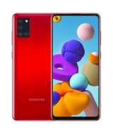 Samsung Galaxy A21S A217 Dual Sim 3GB RAM 32GB - Red