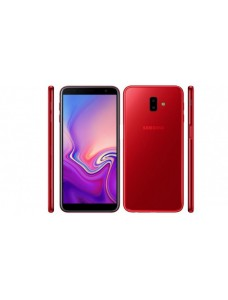 Samsung Galaxy J6 Plus (2018) J610F Dual Sim 3GB RAM 32GB - Red