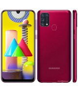 Samsung Galaxy M31 M315 Dual Sim 6GB RAM 64GB - Red