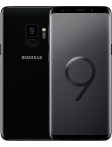 Samsung Galaxy S9 G960F  Dual Sim 64GB - Black