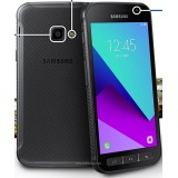 Samsung Galaxy X Cover IV G390  Black