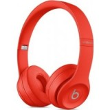 Beats Solo3 Wireless On-Ear Headphones Red